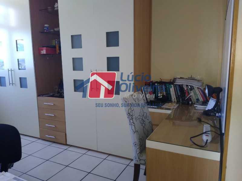 12QUARTO SOLTEIRO. - Apartamento à venda Rua Leopoldina Rego,Olaria, Rio de Janeiro - R$ 689.000 - VPAP30384 - 14