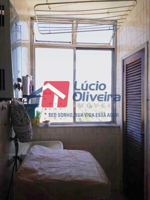 23Área. - Apartamento à venda Rua Leopoldina Rego,Olaria, Rio de Janeiro - R$ 689.000 - VPAP30384 - 24