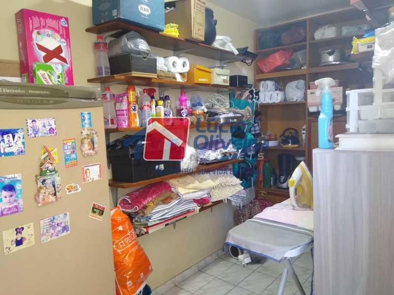 25DEP. EMPREGADA. - Apartamento à venda Rua Leopoldina Rego,Olaria, Rio de Janeiro - R$ 689.000 - VPAP30384 - 26