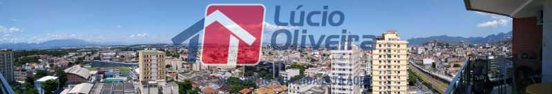27VISÃO DO APTO. - Apartamento à venda Rua Leopoldina Rego,Olaria, Rio de Janeiro - R$ 689.000 - VPAP30384 - 27