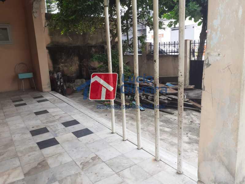 5 varanda. - Casa Rua Guatemala,Penha, Rio de Janeiro, RJ À Venda, 3 Quartos, 207m² - VPCA30187 - 6