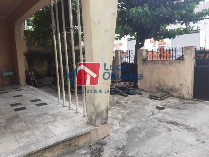 6 frente. - Casa Rua Guatemala,Penha, Rio de Janeiro, RJ À Venda, 3 Quartos, 207m² - VPCA30187 - 7