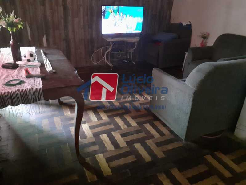 7 sala. - Casa Rua Guatemala,Penha, Rio de Janeiro, RJ À Venda, 3 Quartos, 207m² - VPCA30187 - 8