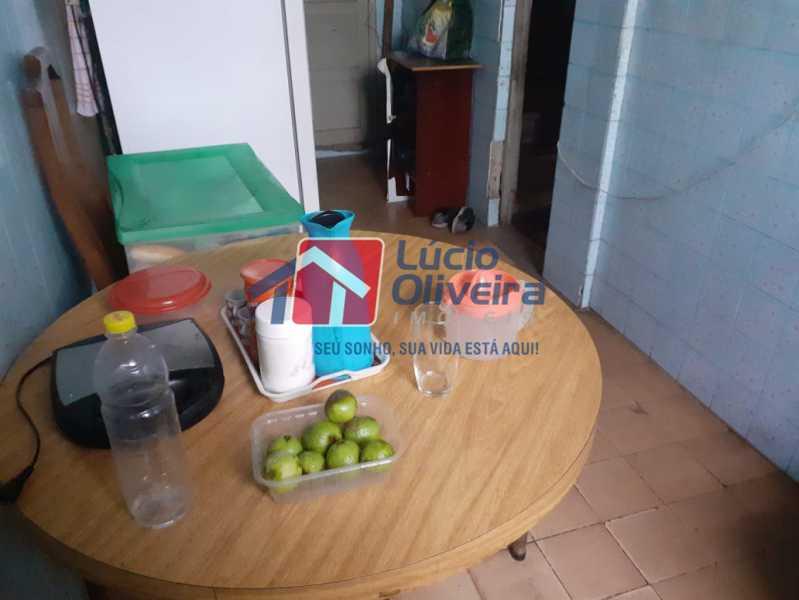 19 cozinha. - Casa Rua Guatemala,Penha, Rio de Janeiro, RJ À Venda, 3 Quartos, 207m² - VPCA30187 - 20