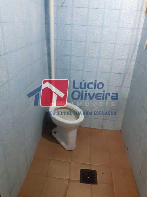 21 lavabo. - Casa Rua Guatemala,Penha, Rio de Janeiro, RJ À Venda, 3 Quartos, 207m² - VPCA30187 - 22