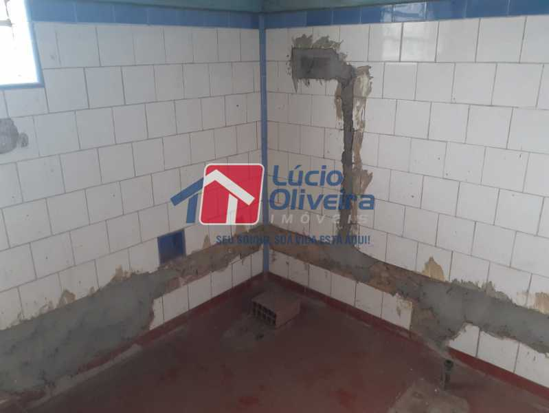 22 banheiro. - Casa Rua Guatemala,Penha, Rio de Janeiro, RJ À Venda, 3 Quartos, 207m² - VPCA30187 - 23