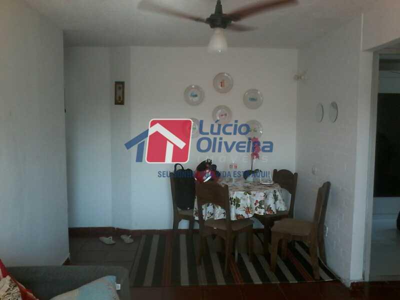 1-Sala ambiente - Apartamento 2 quartos à venda Piedade, Rio de Janeiro - R$ 185.000 - VPAP21326 - 3