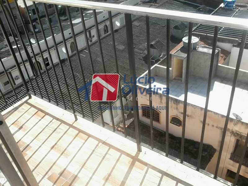 3-Varanda - Apartamento 2 quartos à venda Piedade, Rio de Janeiro - R$ 185.000 - VPAP21326 - 4