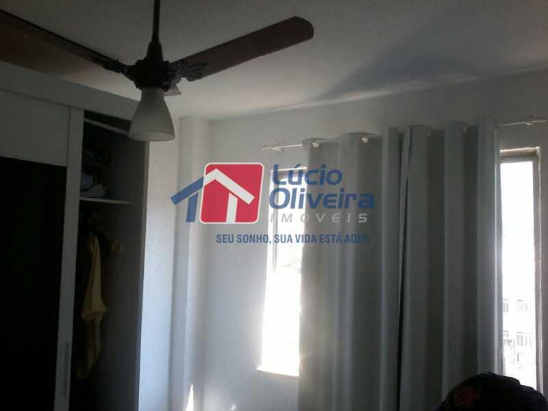 4-Quarto casal - Apartamento 2 quartos à venda Piedade, Rio de Janeiro - R$ 185.000 - VPAP21326 - 5