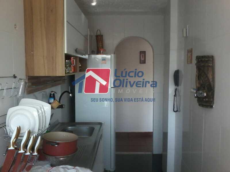 7-Cozinha armarios - Apartamento 2 quartos à venda Piedade, Rio de Janeiro - R$ 185.000 - VPAP21326 - 8