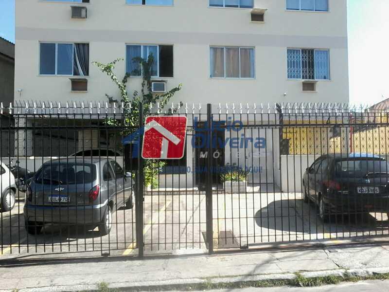 7-Entrada Portaria - Apartamento 2 quartos à venda Piedade, Rio de Janeiro - R$ 185.000 - VPAP21326 - 9