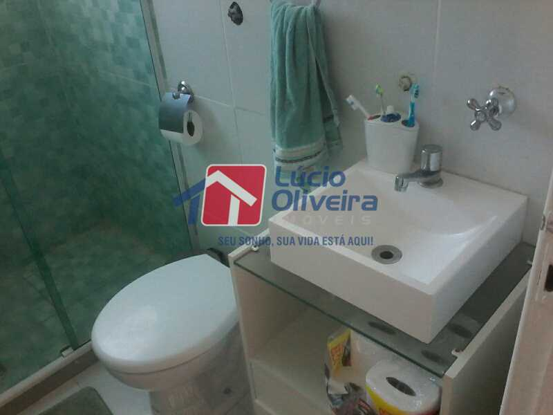 8-Banheiro social - Apartamento 2 quartos à venda Piedade, Rio de Janeiro - R$ 185.000 - VPAP21326 - 10