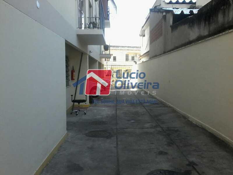 11-Garagem - Apartamento 2 quartos à venda Piedade, Rio de Janeiro - R$ 185.000 - VPAP21326 - 13