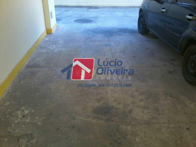 12-Garagem demarcada - Apartamento 2 quartos à venda Piedade, Rio de Janeiro - R$ 185.000 - VPAP21326 - 14