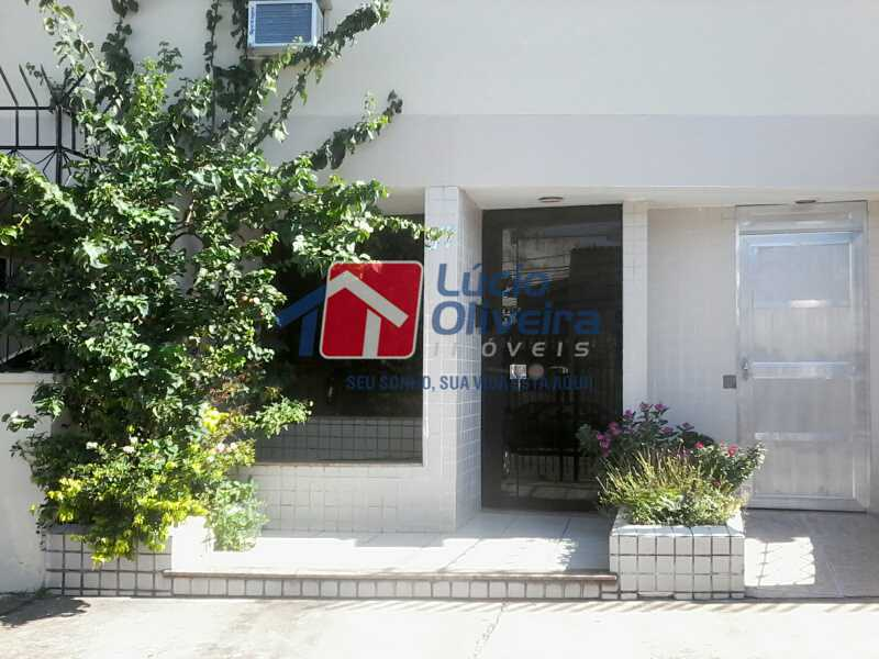 14-Entrada prédio - Apartamento 2 quartos à venda Piedade, Rio de Janeiro - R$ 185.000 - VPAP21326 - 16