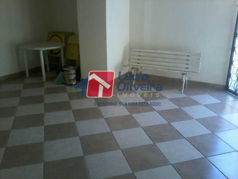 15-Salão de festa - Apartamento 2 quartos à venda Piedade, Rio de Janeiro - R$ 185.000 - VPAP21326 - 17