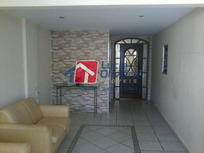 16-Recepção do prédio - Apartamento 2 quartos à venda Piedade, Rio de Janeiro - R$ 185.000 - VPAP21326 - 18