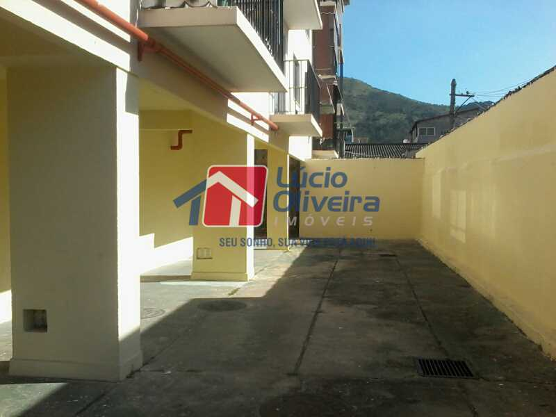 17-Visto para garagem lateral - Apartamento 2 quartos à venda Piedade, Rio de Janeiro - R$ 185.000 - VPAP21326 - 19
