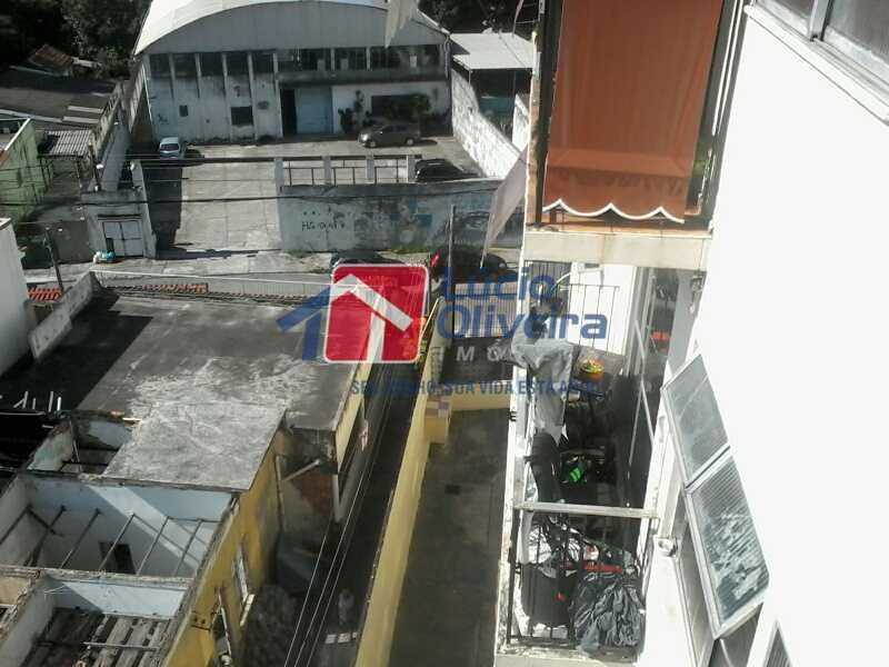 18-Vista Lateral - Apartamento 2 quartos à venda Piedade, Rio de Janeiro - R$ 185.000 - VPAP21326 - 20