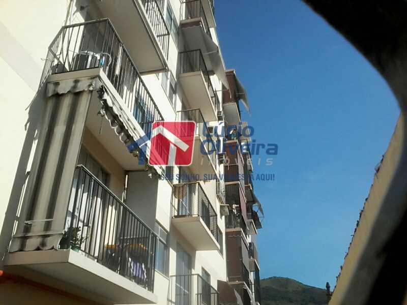 19-Vista externa prédio - Apartamento 2 quartos à venda Piedade, Rio de Janeiro - R$ 185.000 - VPAP21326 - 21