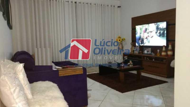 2-Sala 2 ambientes - Casa 3 quartos à venda Higienópolis, Rio de Janeiro - R$ 690.000 - VPCA30188 - 3