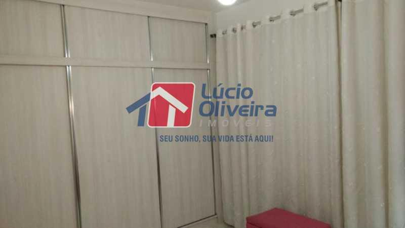 7-Quarto casal - Casa 3 quartos à venda Higienópolis, Rio de Janeiro - R$ 690.000 - VPCA30188 - 8