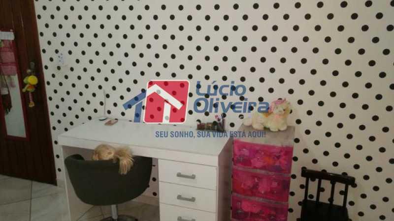 8-Quarto solteiro - Casa 3 quartos à venda Higienópolis, Rio de Janeiro - R$ 690.000 - VPCA30188 - 9