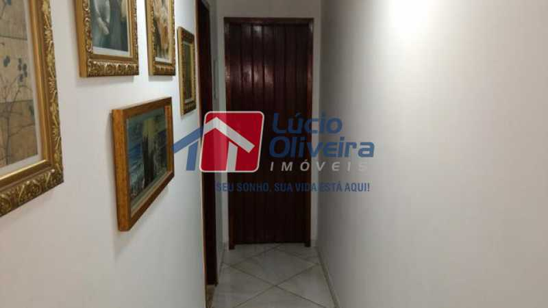 11-Circulação - Casa 3 quartos à venda Higienópolis, Rio de Janeiro - R$ 690.000 - VPCA30188 - 12