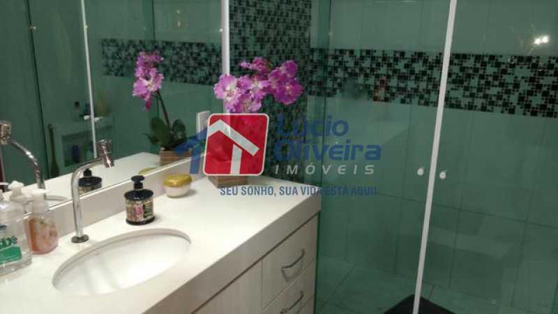 13-Banheiro social... - Casa 3 quartos à venda Higienópolis, Rio de Janeiro - R$ 690.000 - VPCA30188 - 14
