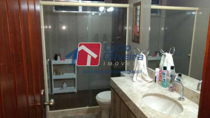 14-Banheiro Social - Casa 3 quartos à venda Higienópolis, Rio de Janeiro - R$ 690.000 - VPCA30188 - 15