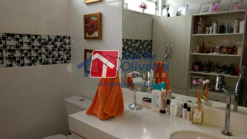 15-Banheiro suite - Casa 3 quartos à venda Higienópolis, Rio de Janeiro - R$ 690.000 - VPCA30188 - 16