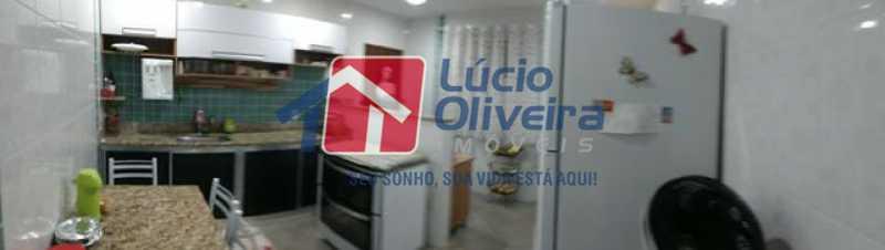 16- Copa-Cozinha - Casa 3 quartos à venda Higienópolis, Rio de Janeiro - R$ 690.000 - VPCA30188 - 17