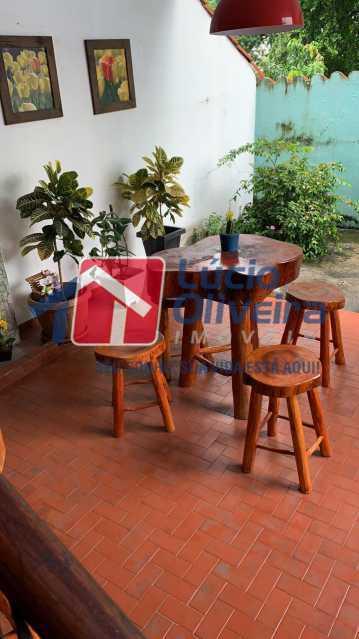 17-Area lazer - Casa 3 quartos à venda Higienópolis, Rio de Janeiro - R$ 690.000 - VPCA30188 - 18