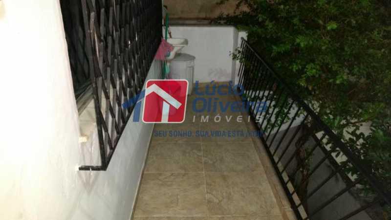 18-Varanda - Casa 3 quartos à venda Higienópolis, Rio de Janeiro - R$ 690.000 - VPCA30188 - 19