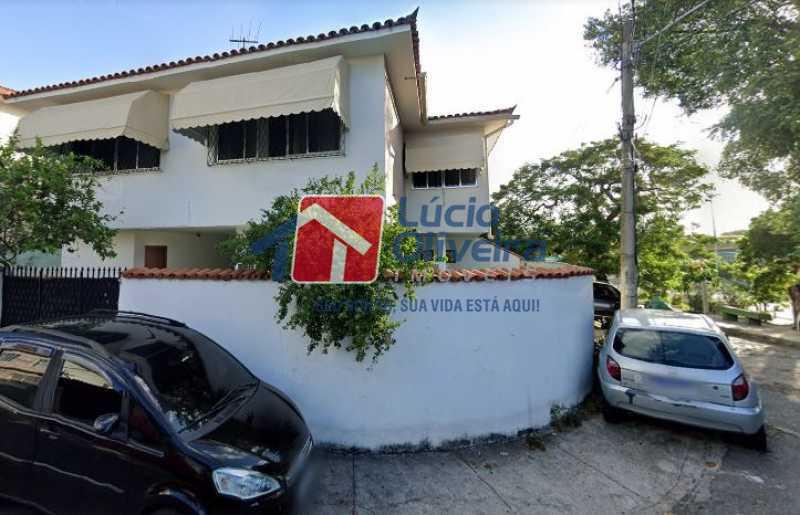21- Frente Casa - Casa 3 quartos à venda Higienópolis, Rio de Janeiro - R$ 690.000 - VPCA30188 - 22