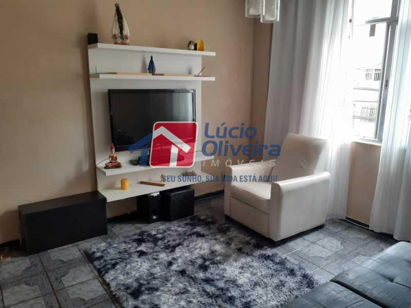 01- Sala - Apartamento 2 quartos à venda Olaria, Rio de Janeiro - R$ 180.000 - VPAP21331 - 1