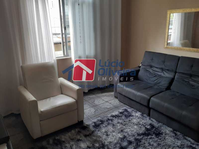02- Sala - Apartamento 2 quartos à venda Olaria, Rio de Janeiro - R$ 180.000 - VPAP21331 - 3