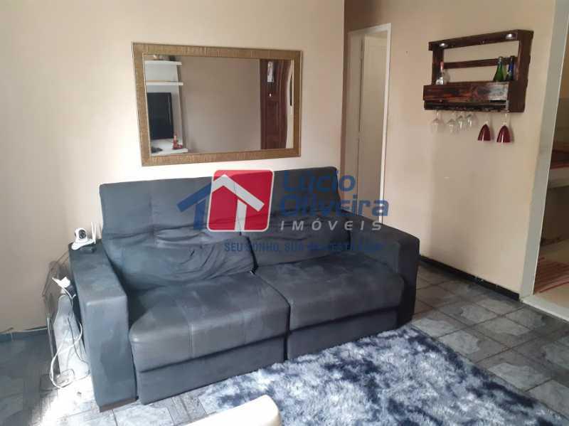 03 - Sala - Apartamento 2 quartos à venda Olaria, Rio de Janeiro - R$ 180.000 - VPAP21331 - 4