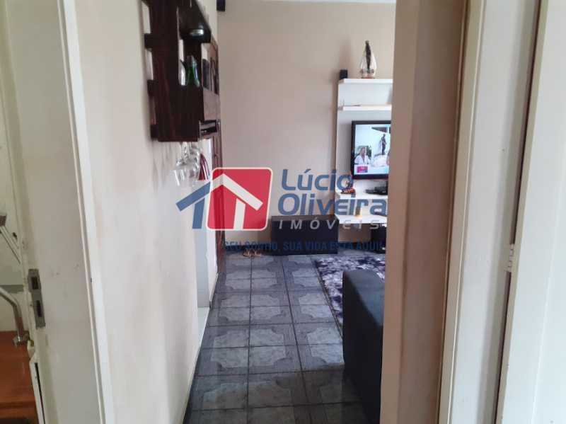 05- Circulação - Apartamento 2 quartos à venda Olaria, Rio de Janeiro - R$ 180.000 - VPAP21331 - 6