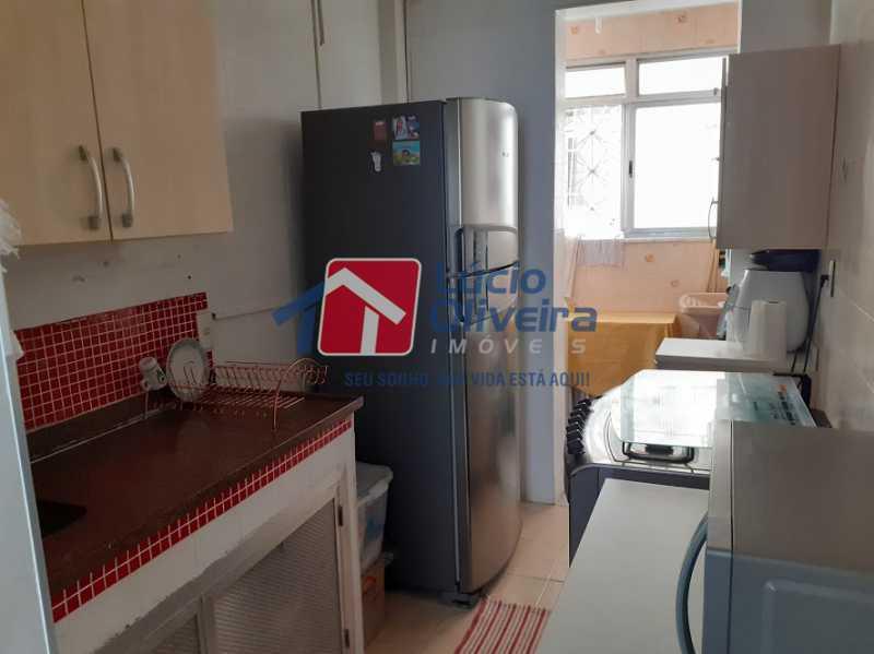 12- Cozinha - Apartamento 2 quartos à venda Olaria, Rio de Janeiro - R$ 180.000 - VPAP21331 - 13