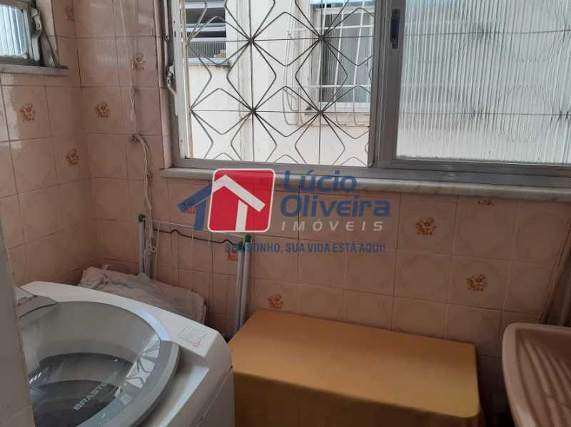 14- Area - Apartamento 2 quartos à venda Olaria, Rio de Janeiro - R$ 180.000 - VPAP21331 - 15