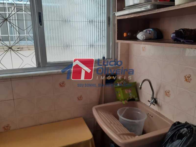 15- Area - Apartamento 2 quartos à venda Olaria, Rio de Janeiro - R$ 180.000 - VPAP21331 - 16