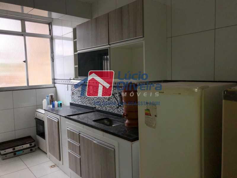 8 cozinha. - Apartamento 3 quartos à venda Penha, Rio de Janeiro - R$ 270.000 - VPAP30326 - 8