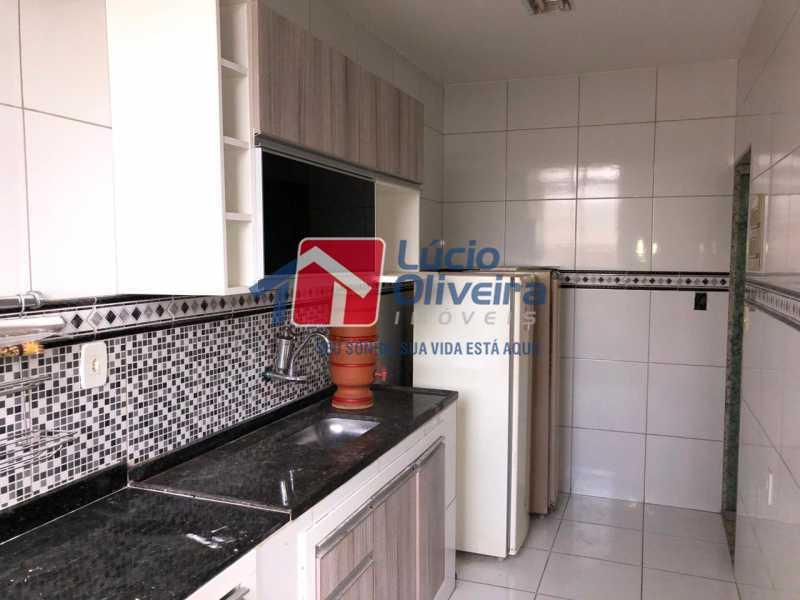 9 cozinha. - Apartamento 3 quartos à venda Penha, Rio de Janeiro - R$ 270.000 - VPAP30326 - 9