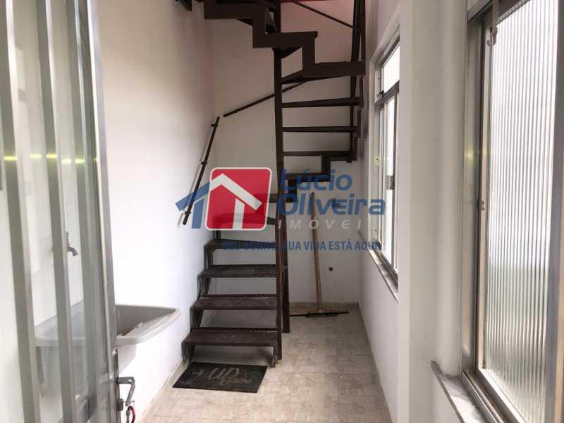 12 area. - Apartamento 3 quartos à venda Penha, Rio de Janeiro - R$ 270.000 - VPAP30326 - 12