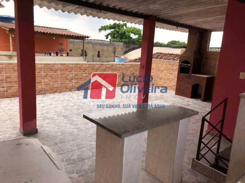 13 terraço. - Apartamento 3 quartos à venda Penha, Rio de Janeiro - R$ 270.000 - VPAP30326 - 13