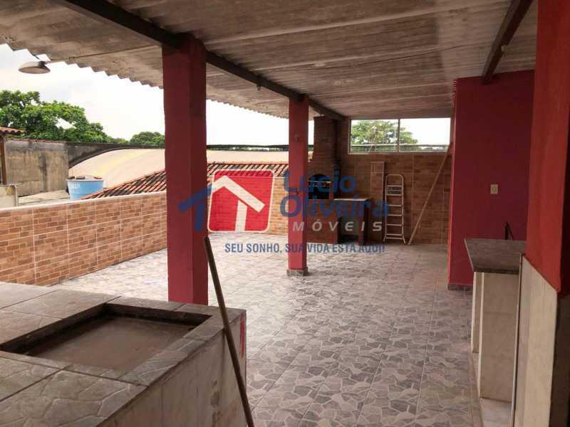 14 terraço. - Apartamento 3 quartos à venda Penha, Rio de Janeiro - R$ 270.000 - VPAP30326 - 14
