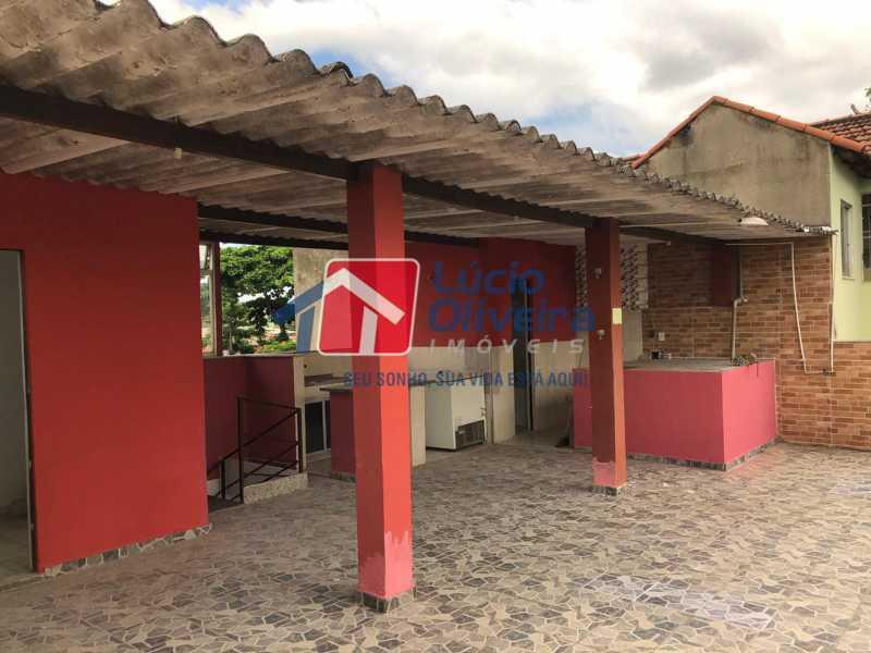 15 terraço. - Apartamento 3 quartos à venda Penha, Rio de Janeiro - R$ 270.000 - VPAP30326 - 15