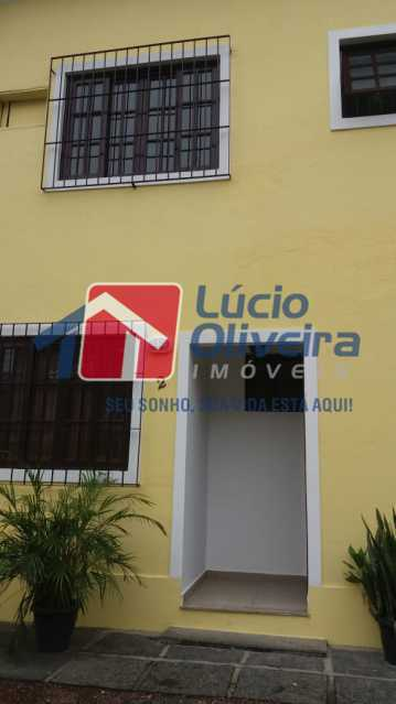 1 fachada. - Casa 3 quartos à venda Penha Circular, Rio de Janeiro - R$ 500.000 - VPCA30189 - 1