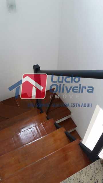 8 escada. - Casa 3 quartos à venda Penha Circular, Rio de Janeiro - R$ 500.000 - VPCA30189 - 9